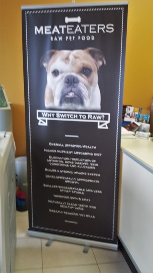 Meateaters Roll-up Banner