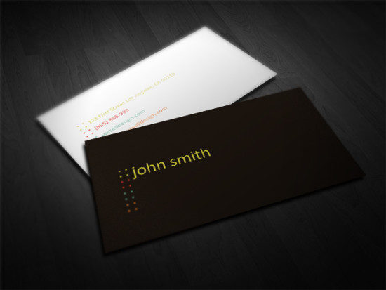 Five Best Business Card ideas for a Great Impression.