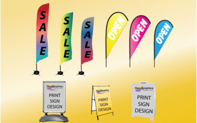 BEST PORTABLE PAVEMENT SIGNS